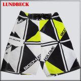 Shorts della scheda degli uomini del plaid con buona qualità