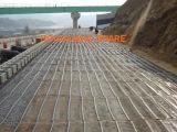 Stahl-Plastik zusammengesetztes Geogrid für Kohlengrube