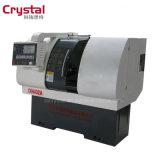 Máquina de corte de metal pequeño Torno CNC CK6432A