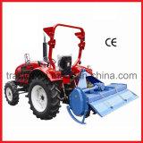 El cultivador giratorio montado en el tractor, Rotary lanza (1GN125, la aprobación CE)
