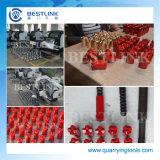 Indústrias extractivas Small Thread de Perfuração de brocas de perfuração de rocha