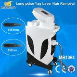 Langes Impuls Nd YAG Laser-Haar entfernen Maschine (MB1064)