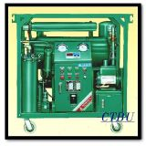 Alta máquina eficiente de la desgasificación del petróleo del transformador del vacío