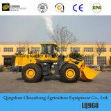 중국 세륨 & ISO9001를 가진 최신 판매 6ton 바퀴 로더