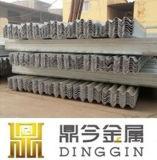 Corrimão Higway de aço como barreira de segurança