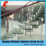 階段または建物のための12mmの透過緩和されたガラス