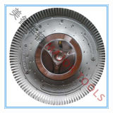 Vegende Machine; 10inch pneumatisch Wiel; De Rand van het aluminium