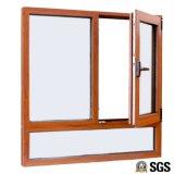 Qualitäts-buntes Aluminiumprofil-inneres Neigung-u. Drehung-Fenster, Aluminiumfenster, Fenster K04013