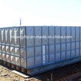 L'usine du réservoir d'eau en acier inoxydable