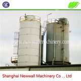 silo de colle boulonné par 200t pour l'usine concrète en lots