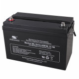 Batterie solaire 12V100AH ​​Sunstone Lead Acid Battery Fabricant (ML12-100 (12V100AH))