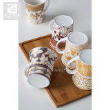 Tasse en céramique d'origine de la Chine avec le modèle créateur