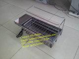 자동적인 목탄 또는 가스 또는 전기 회전하는 BBQ 석쇠 기계 의 Kebab BBQ 기계