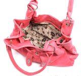 Sacos em linha das senhoras de sacos de couro do desenhador das bolsas agradáveis Funky do tipo com couro de patente