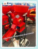 6n80-F21 다기능 Smalll Sacle에 의하여 결합되는 밥 & 옥수수 선반 광택기와 쇄석기