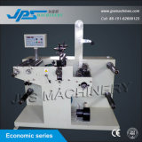Máquina cortando giratória da película do PVC de Jps-320c com função de corte