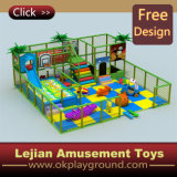 Château d'attractions SGS enfants Indoor Playground