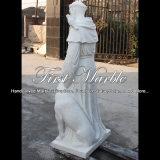 Marmeren Beeldhouwwerk voor Decoratie Mej.-120 van het Huis