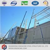 Sinoacme ha prefabbricato il centro commerciale della struttura del blocco per grafici del metallo