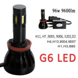 Waterproof IP68 LED Head Light Kit Lampe à ampoule H1 H3 880 881