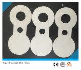 A105 le schéma 8 brides borgnes d'acier du carbone de spectacle