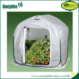 Onlylife jardim exterior com efeito de vegetais