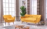 Sala de estar de alta qualidade sofá de tecido