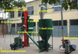 2016 Top Pato Venta alimentación de la máquina fábrica de pellets