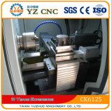 Tornos de alta velocidade do CNC Ck6125