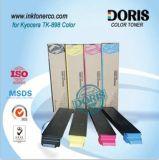 Tk-898 copieur couleur de toner Le toner pour Kyocera