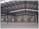 China-helles Stahllager-vorfabriziertgebäude