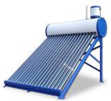 Riscaldatore di acqua calda a energia solare del geyser solare di pressione bassa