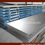 Plaque en acier inoxydable 304 avec du papier de la protection