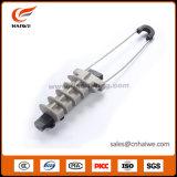 ABC de baja tensión de la cuña de aislamiento pinza de tensión con la pinza de suspensión