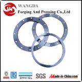Geschmiedete großformatige Stahlflansche/Gas-Flansch-/Oil-Flansch