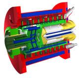 NT-V60L Pinのタイプ水平のNano砂の製造所
