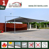 2-8 Auto-Autoparkplatz-Zelt für Gaststätte