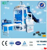 máquina de fabricación de ladrillos de concreto automática6-15 Qt