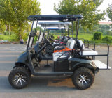 Potente eléctrico para 6 pasajeros del carro de golf, Turismo carro de golf, carro de golf baratos en venta