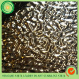 En acier inoxydable 304 Hermessteel Feuille d'emboutissage de matériaux de construction d'un marteau pour le métro de surface l'étape de l'élévateur