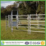 Galvanisiertes preiswertes Vieh-Yard für Australien-Markt