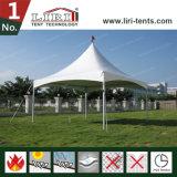 党のためのアルミニウムPVC構造6X6mの塔の小尖塔のテント