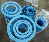 8 ' - 20 ' 단단한 타이어를 위한 중국 포크리프트 단단한 타이어 압박 기계 120t