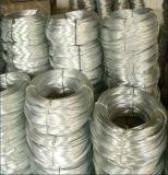 Prix discount vente en gros sur le fil de liaison électro-galvanisé/GI du fil de fer