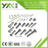 Soemcnc-maschinell bearbeitenmetall, das Teile stempelt