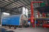 기름 플랜트 12ton에 새로운 조건 낭비 타이어 정련소