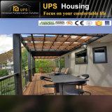 Gemakkelijk bouw en herbouw Snel het Assembleren Geprefabriceerd huis voor Levend