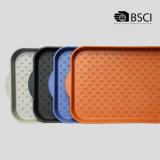 Cassetto di plastica del pattino del caricamento del sistema del silicone del polipropilene del PVC pp