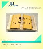 Zapato de la pista de Grouser K907 de las piezas de Udercarriage de la niveladora