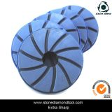Granite Countertops를 위한 달팽이 Polishing Pad